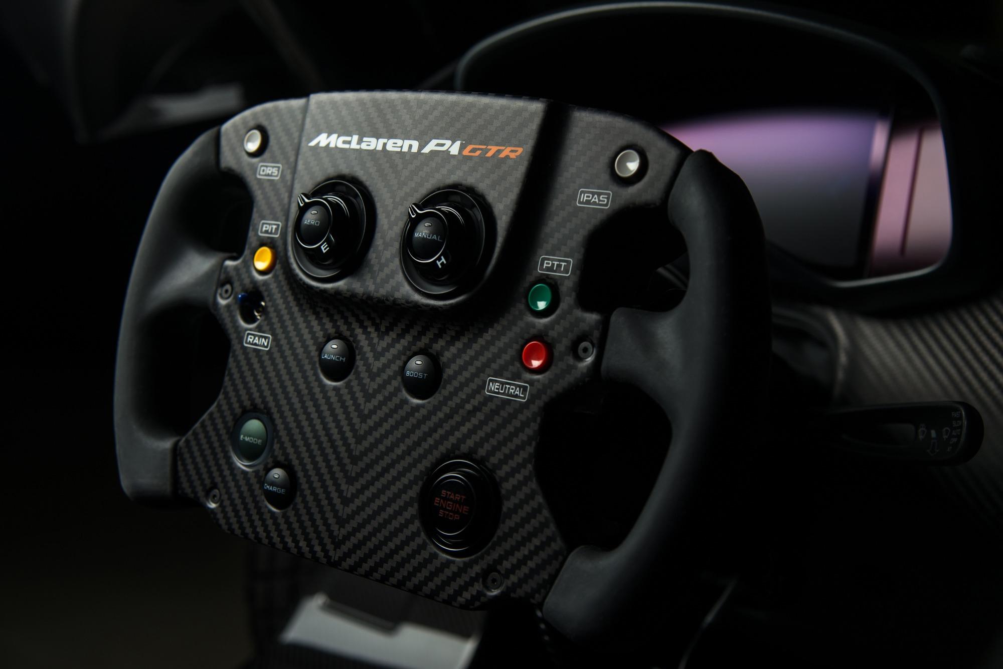 McLaren P1 GTR 22