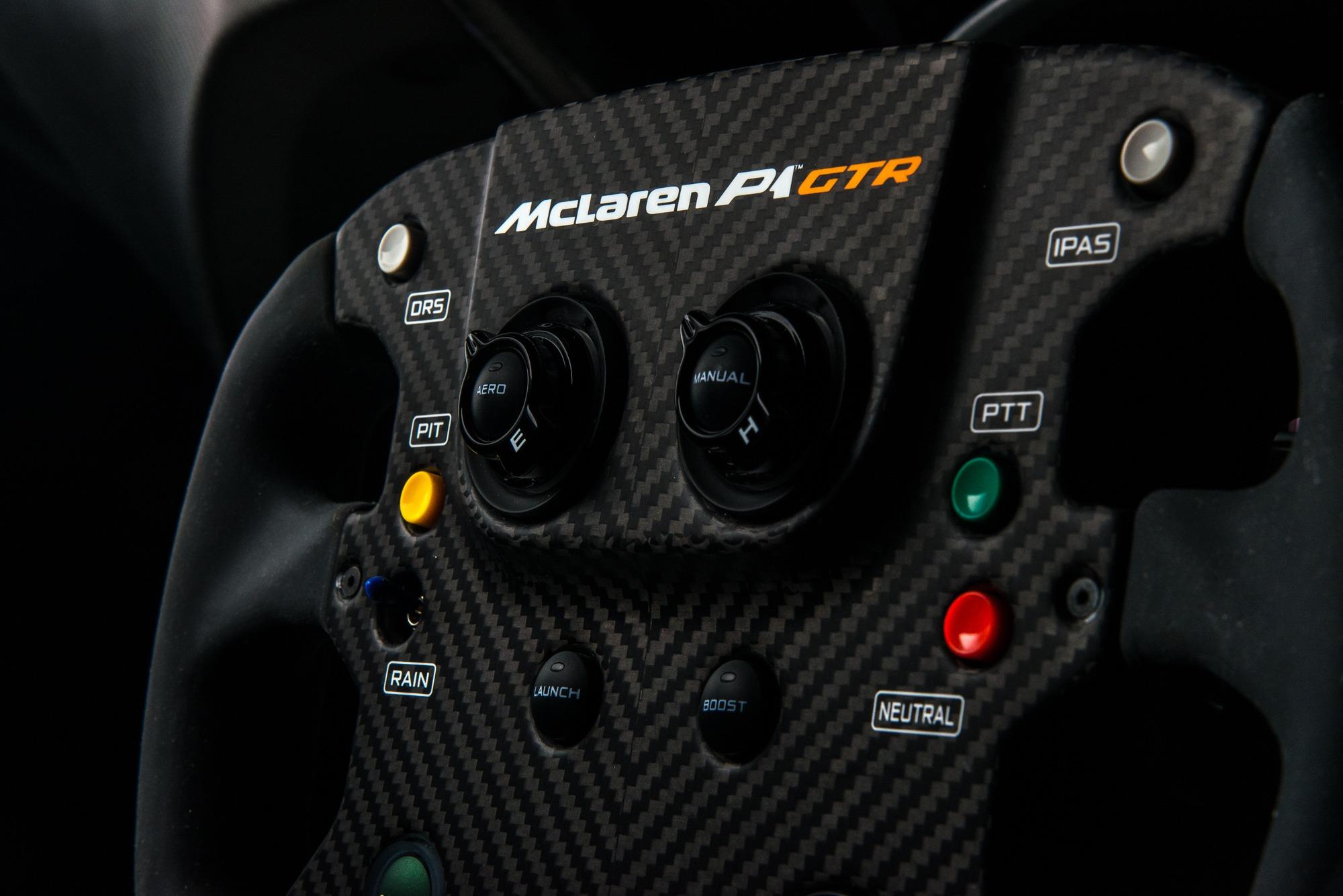 McLaren P1 GTR 23