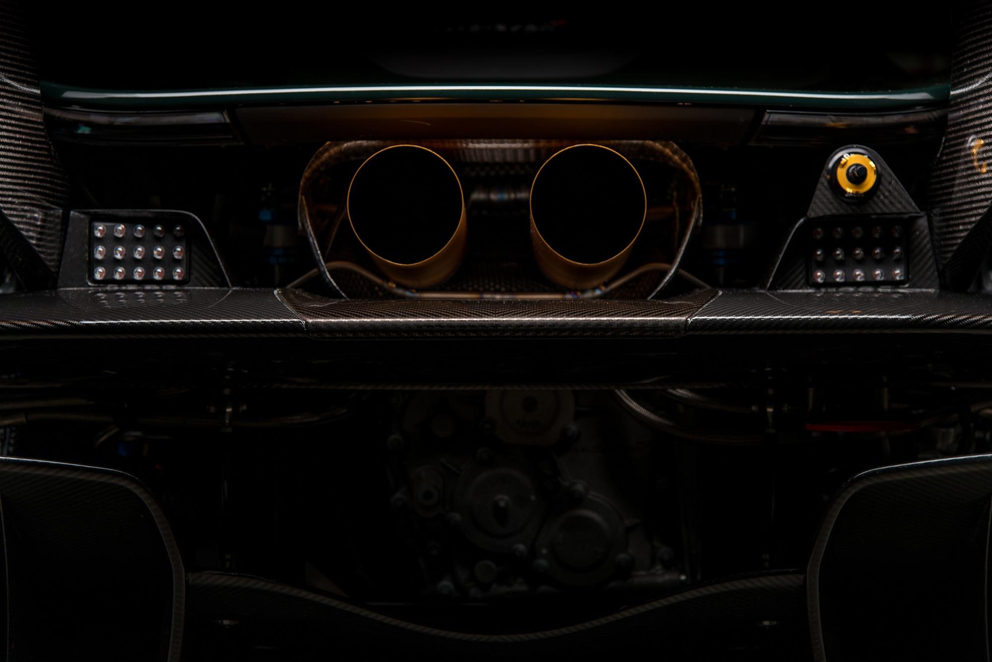 McLaren P1 GTR 30
