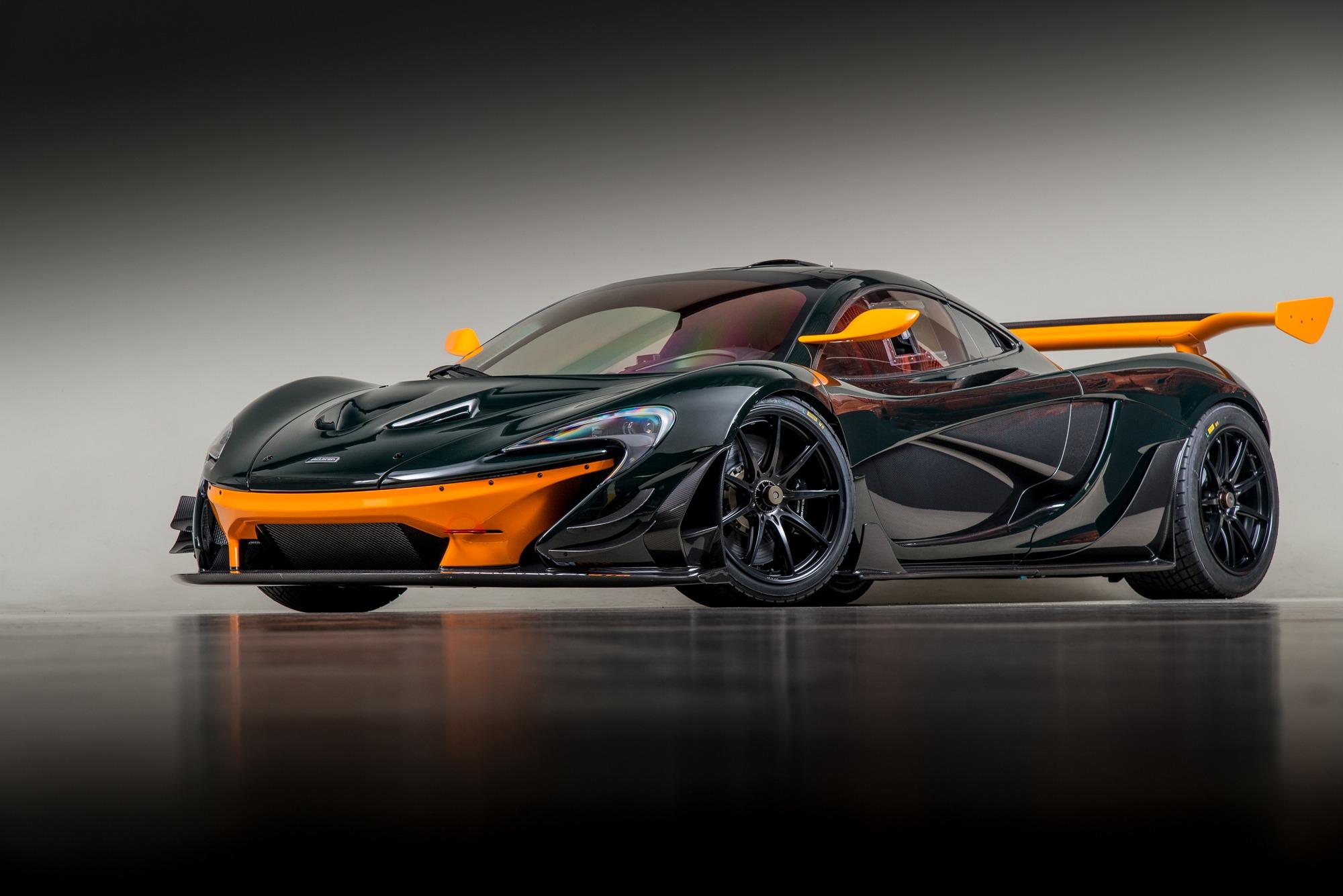 McLaren P1 GTR 32