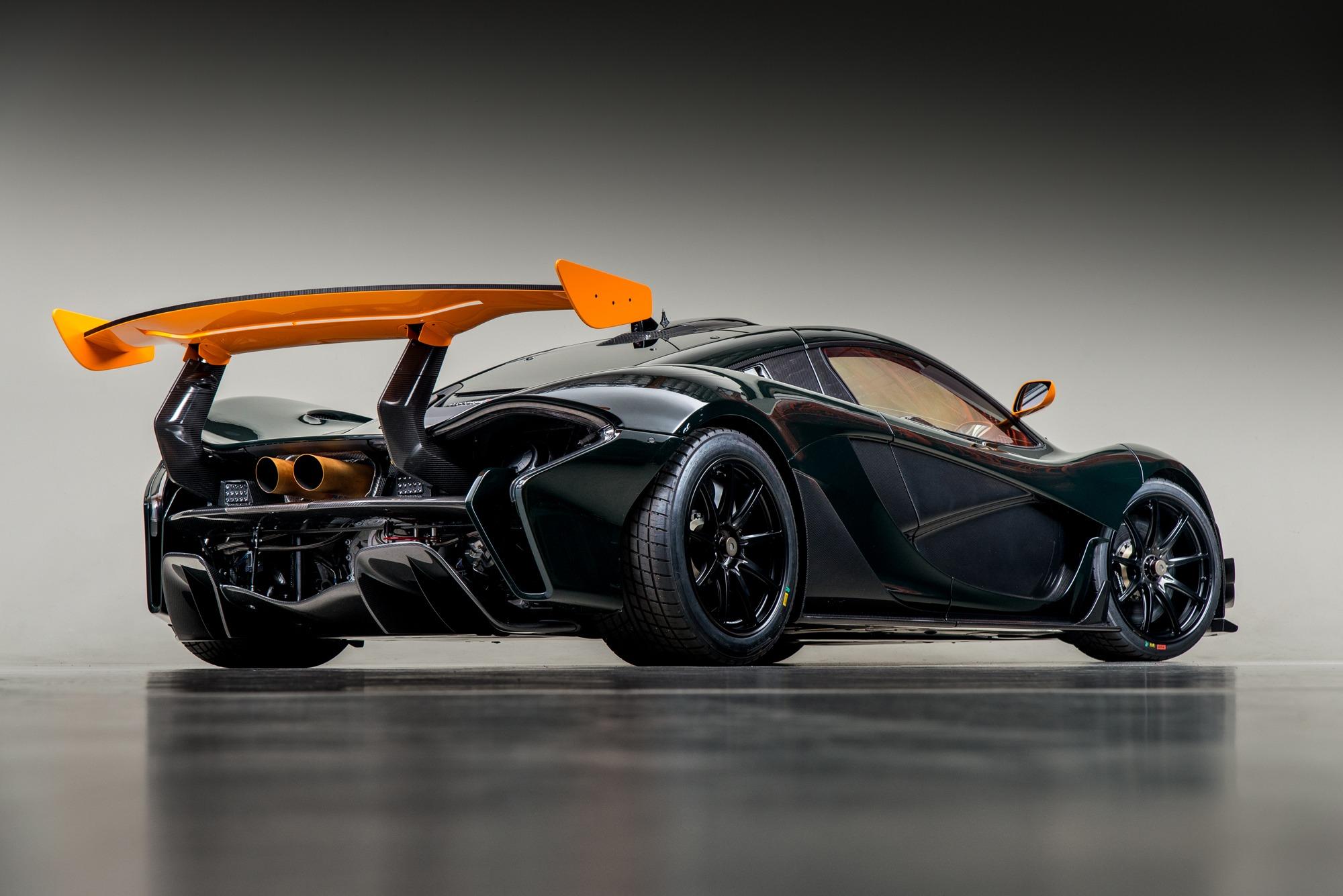 McLaren P1 GTR 33