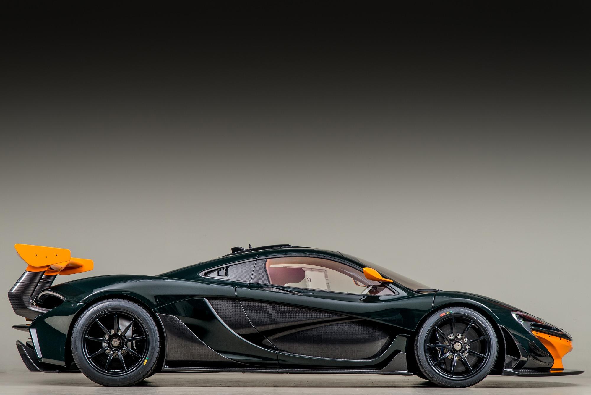 McLaren P1 GTR 34