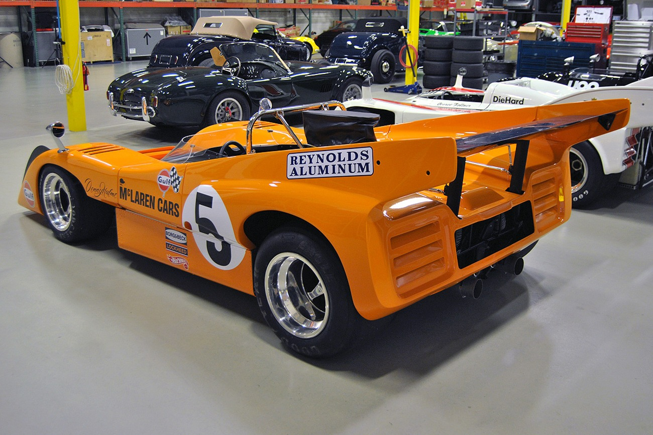 Porsche 959 For Sale >> 1970 McLaren M8D | Canepa