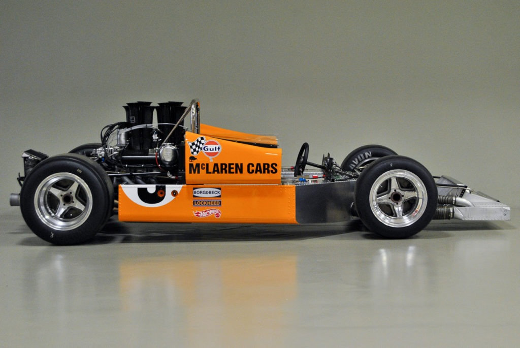 70 McLaren M8D 11