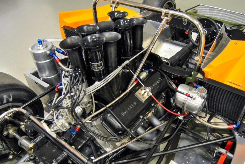 70 McLaren M8D 12