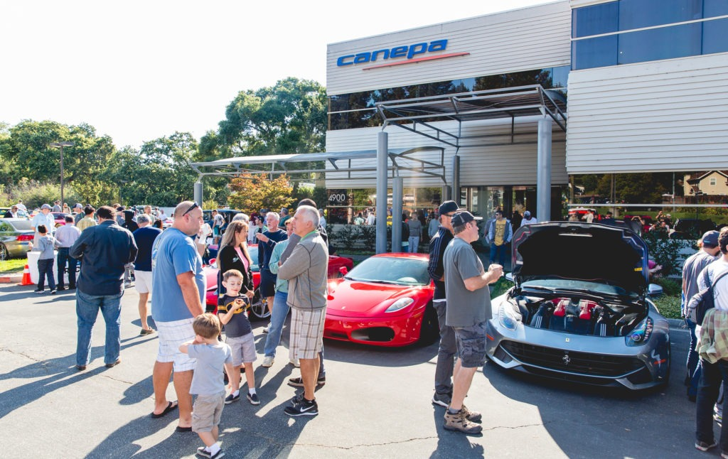 Canepa Cars & Coffee 8.13.16 02