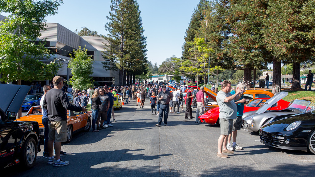 Canepa Cars & Coffee 8.13.16 10