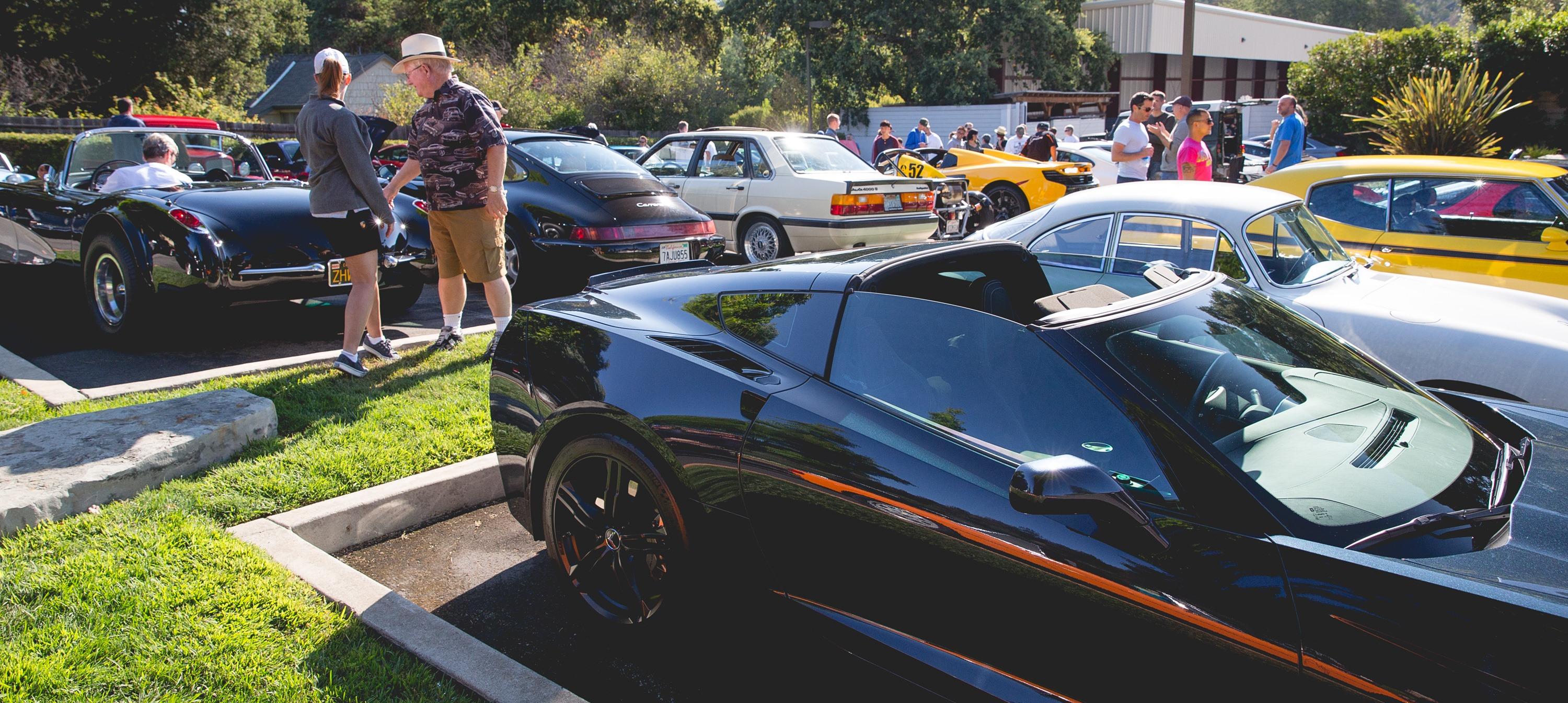 canepa cars coffee august 13th 2016