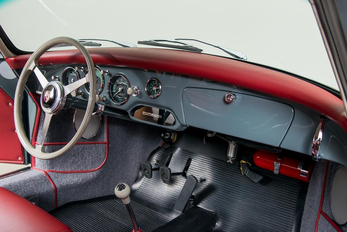 59 Porsche 356A 14