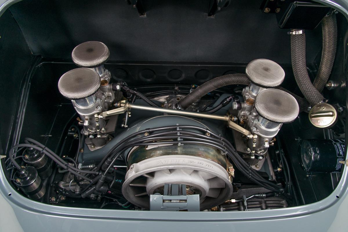 59 Porsche 356A 17