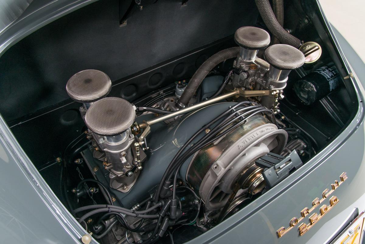 59 Porsche 356A 18
