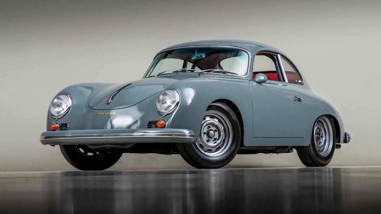 59 Porsche 356A 191A