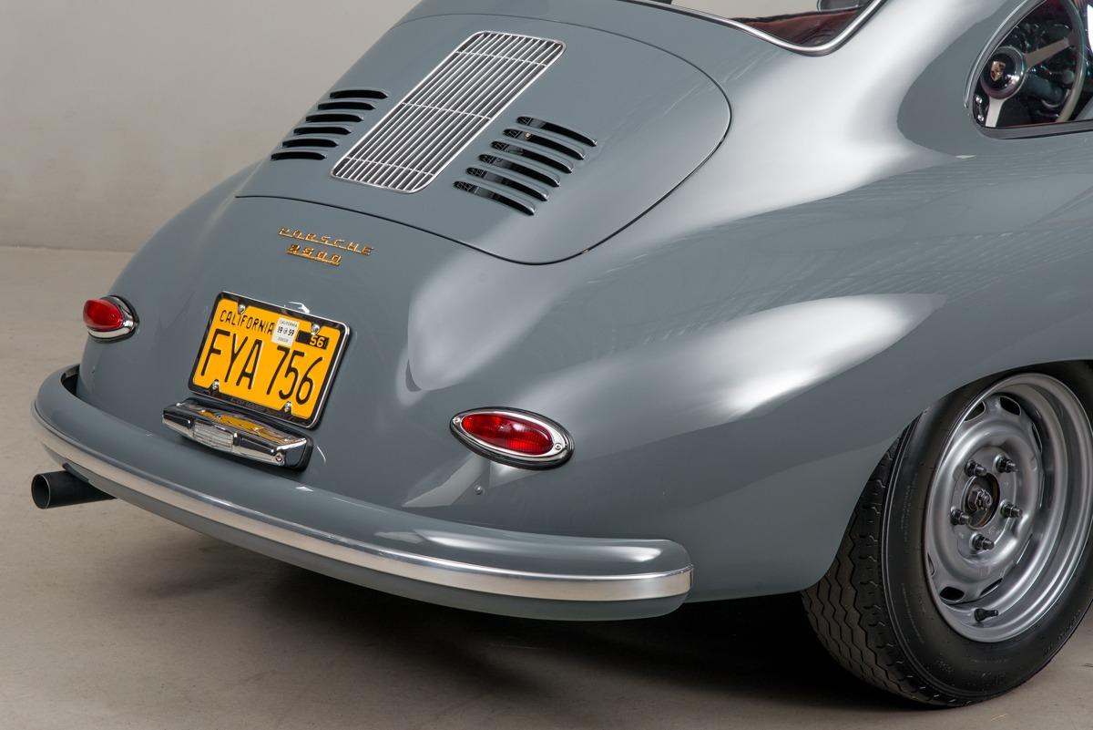 59 Porsche 356A 60