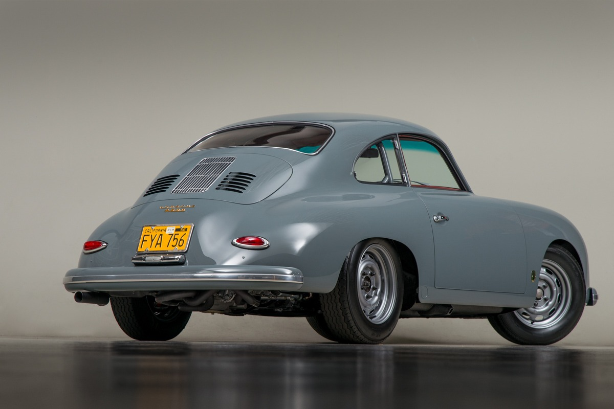 59 Porsche 356A 62