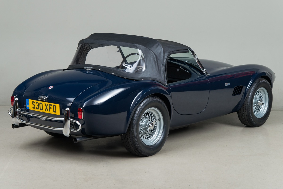Coffee And Cars >> 1965 Shelby Cobra | Canepa