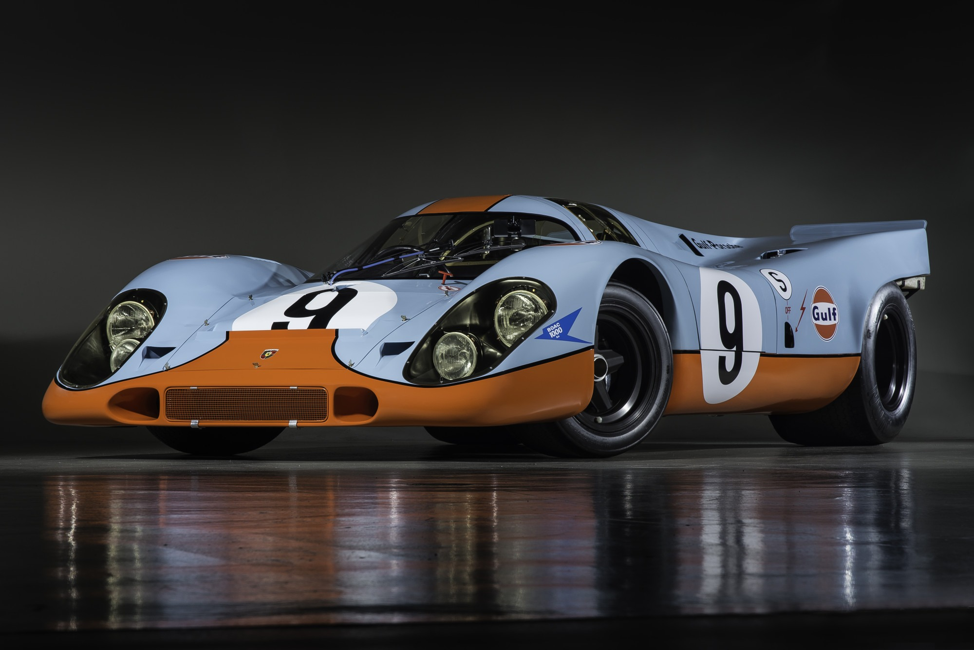 Concours D Elegance >> Canepa Porsche 917K wins Best of Show at Monticello Art in Motion | Canepa