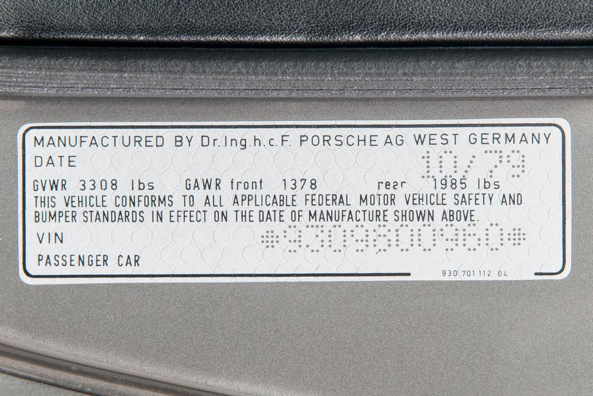 79 Porsche 911 Turbo 27