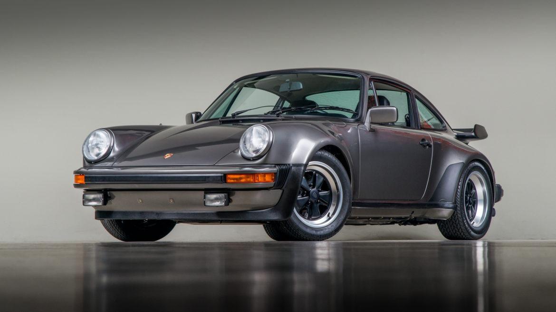79 Porsche 911 Turbo 38