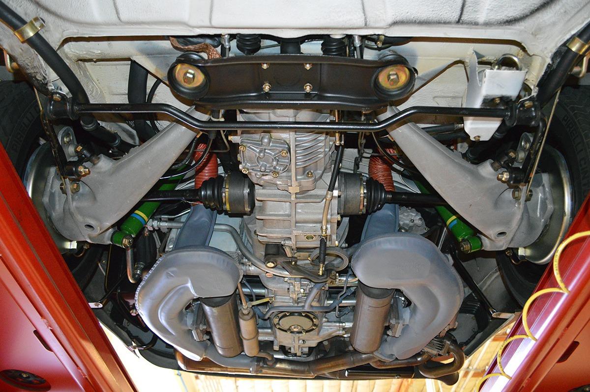 79 Porsche 911 Turbo 60