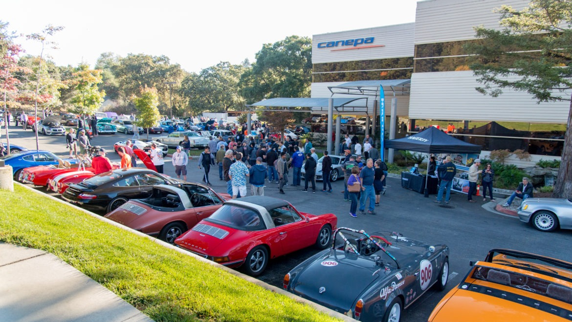 Canepa Cars & Coffee 10.8.16 04