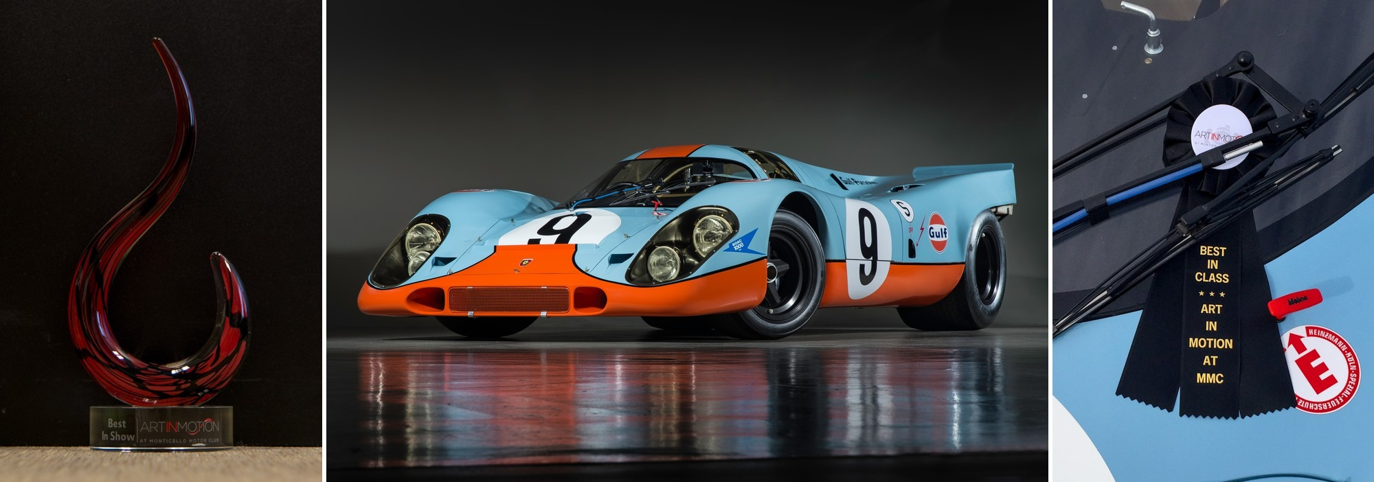 Porsche 917K AIM Awards