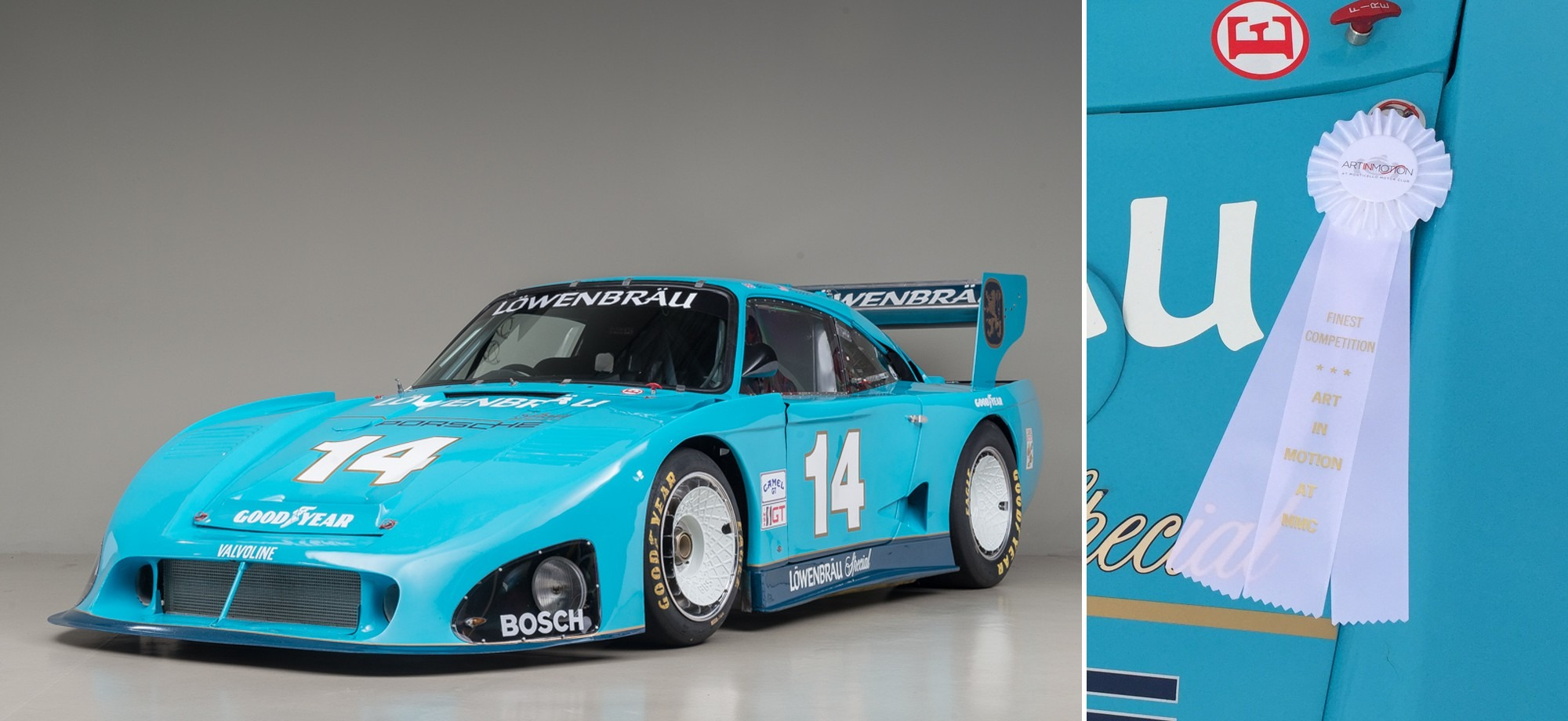 Porsche 935 K4 AIM Awards