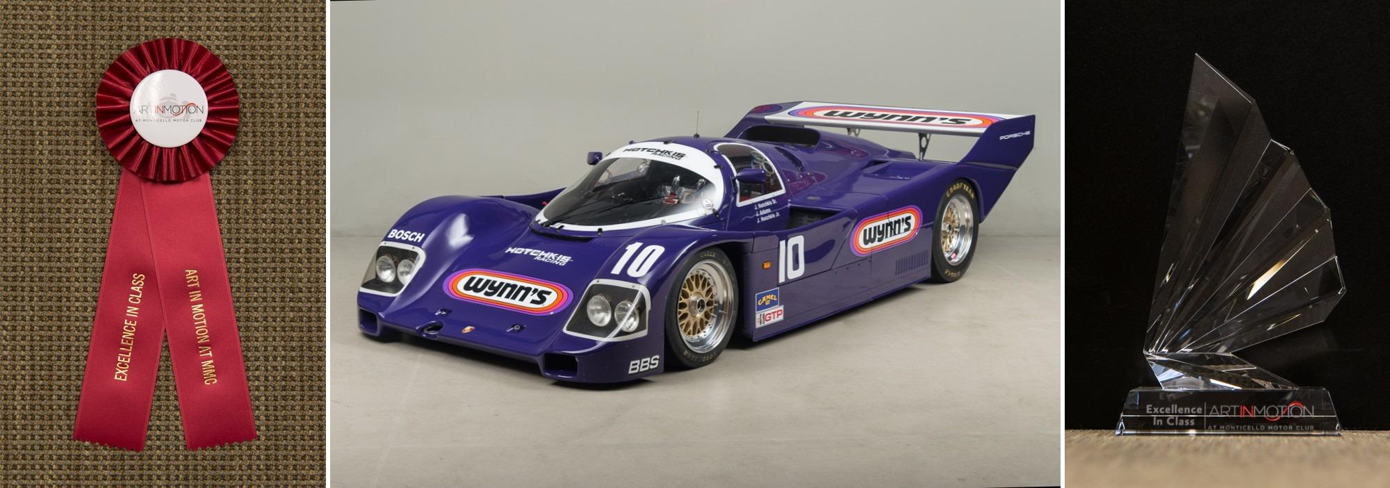 Porsche 962 Awards