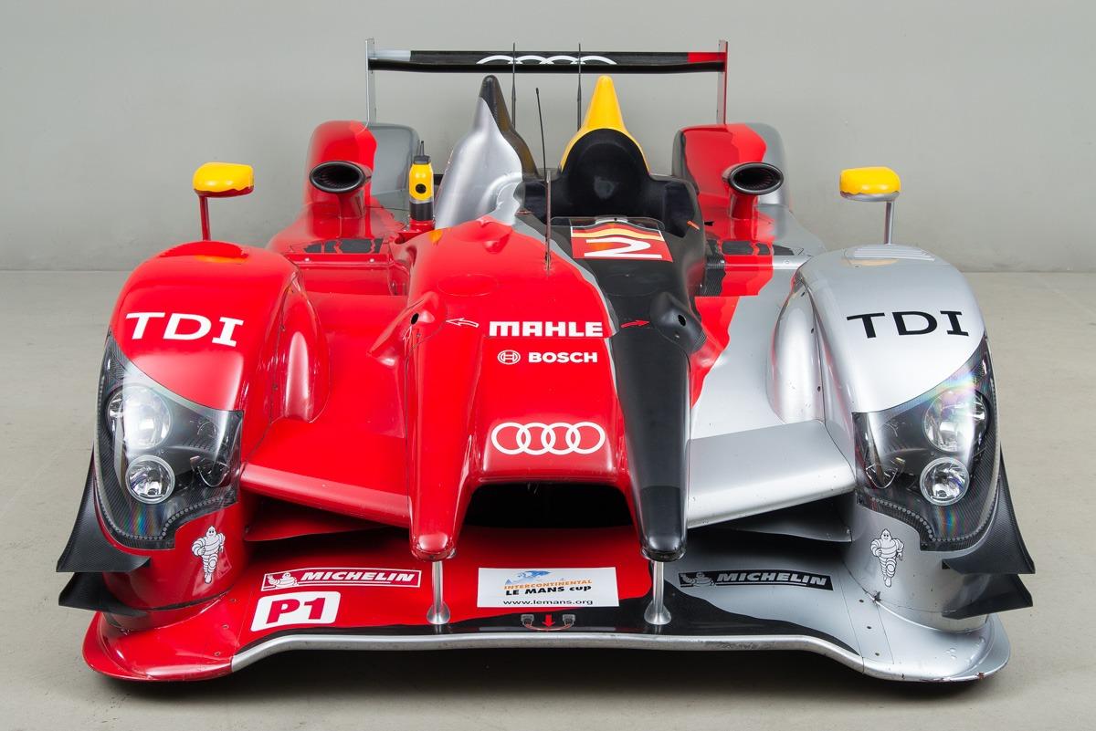 09 Audi R15 09