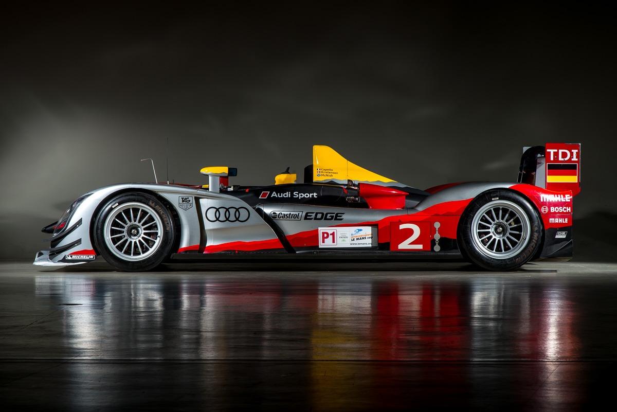 09 Audi R15 70