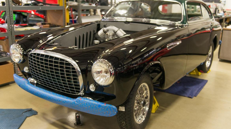 51 Ferrari 212 Work 158