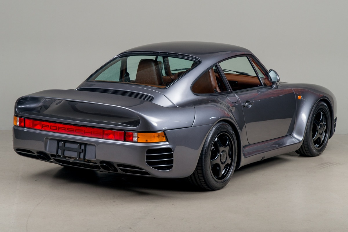 Coffee And Cars >> 1988 Porsche 959 Canepa Gen III | Canepa