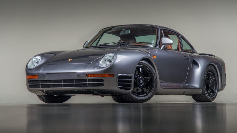 88 Porsche 959 83