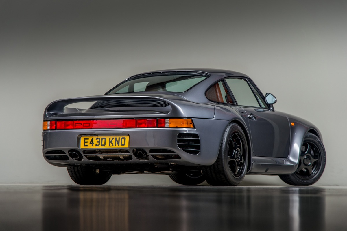 88 Porsche 959 86