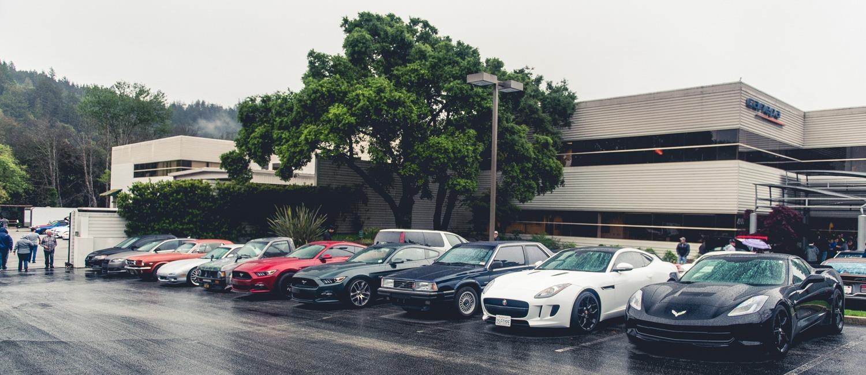Cars and Coffee 008