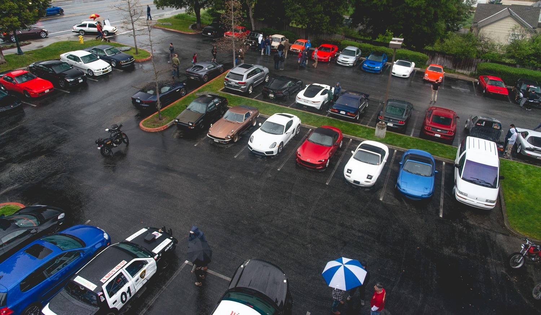 Cars and Coffee 009