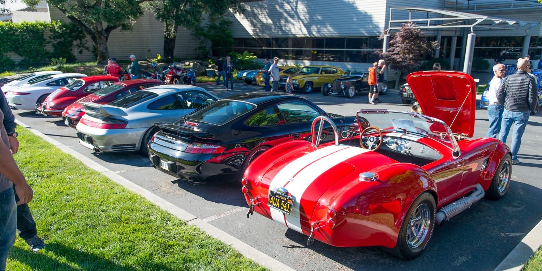 Cars and Coffee 023