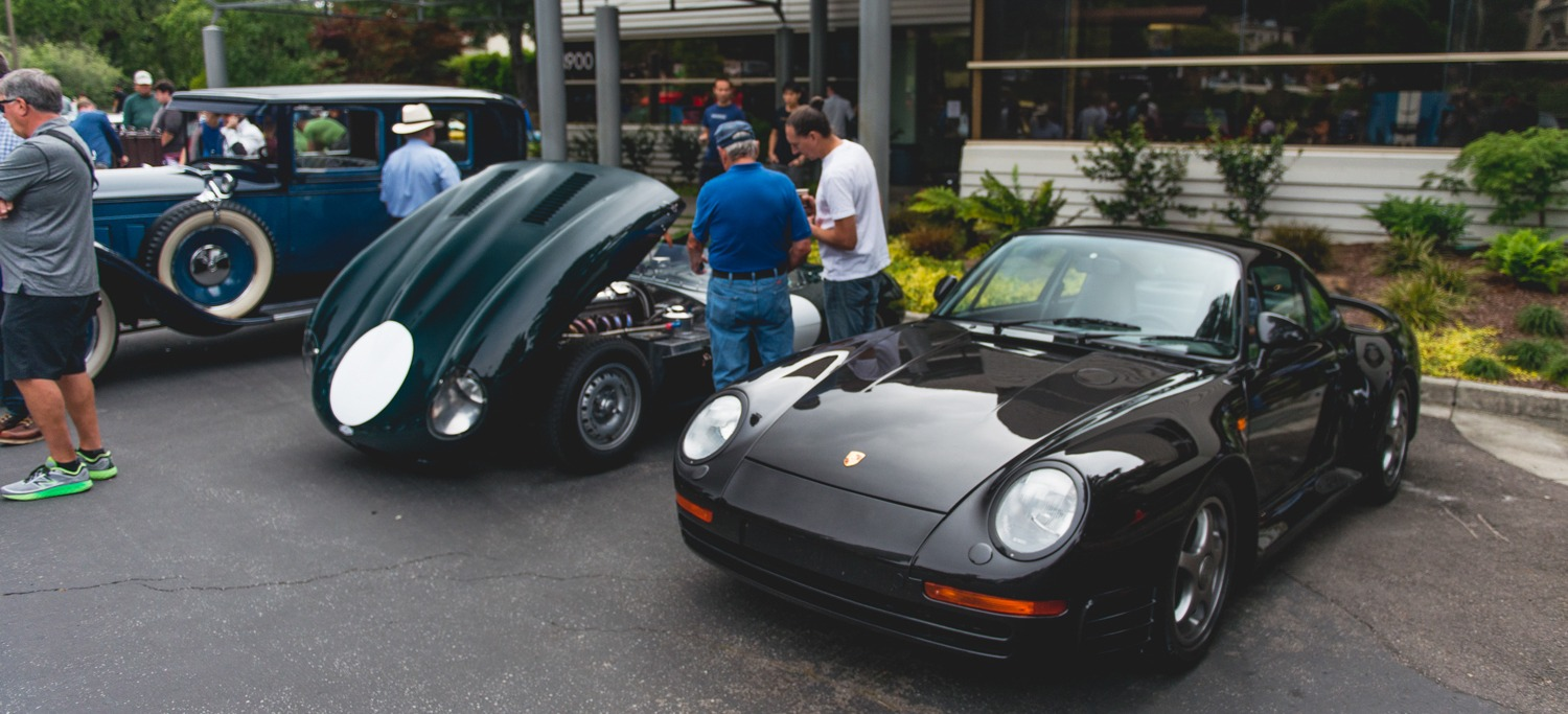 Cars and Coffee 025