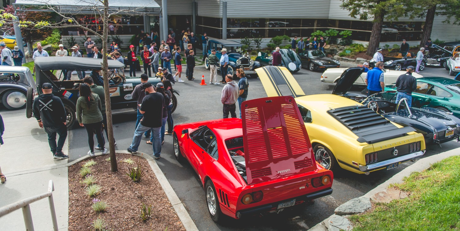 Cars and Coffee 027