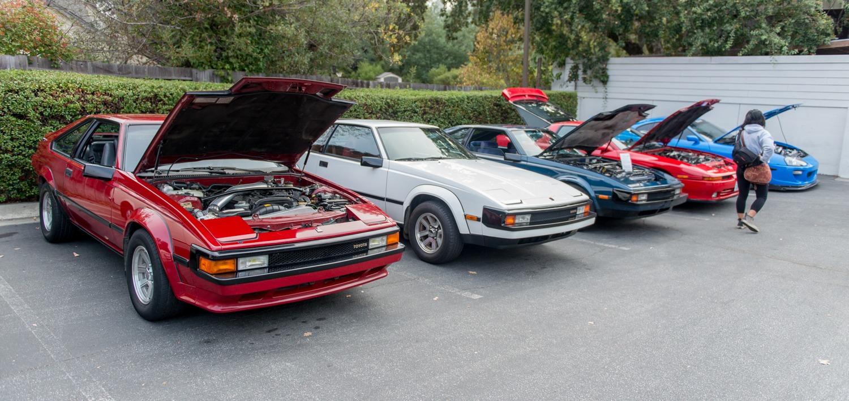 Cars and Coffee 070