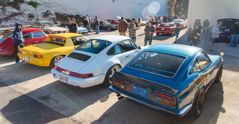 Cars and Coffee 081