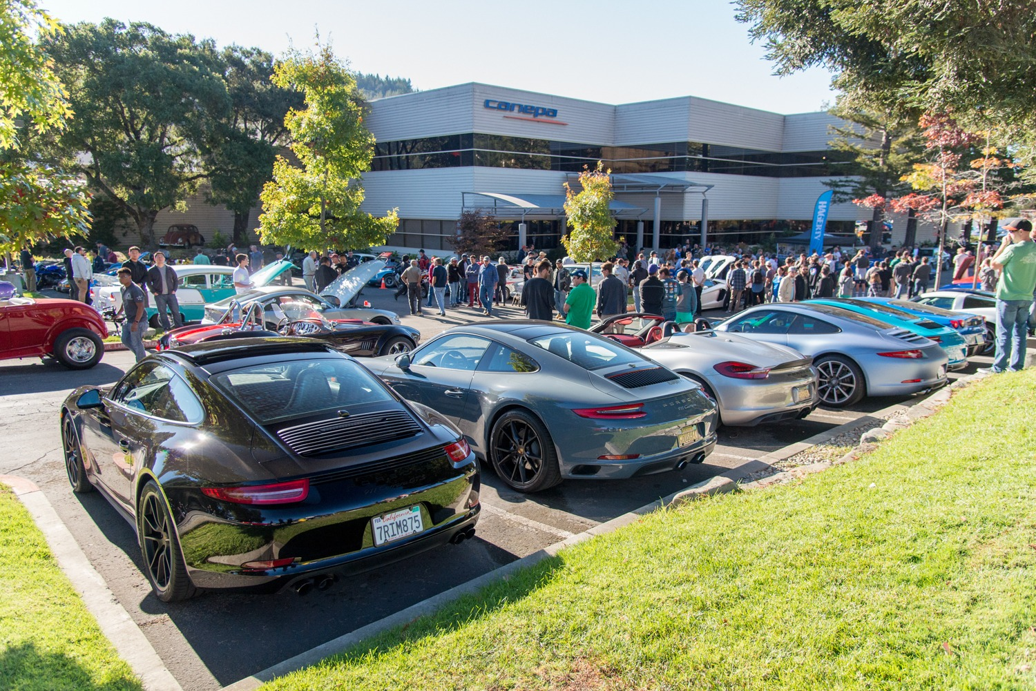 Cars and Coffee 088
