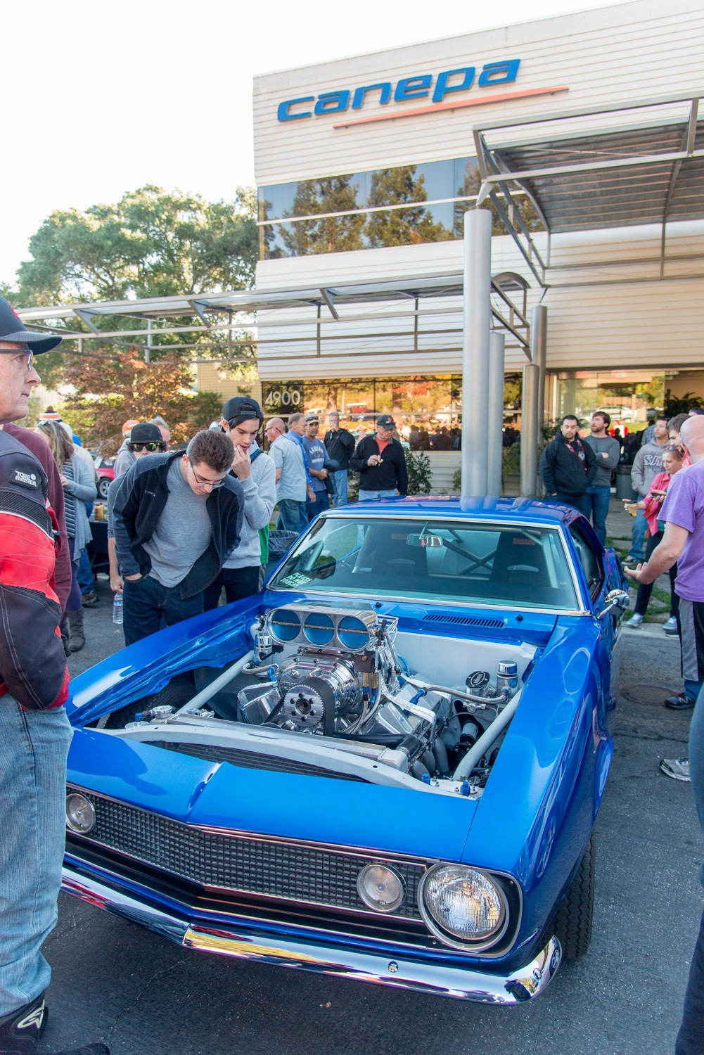 Cars and Coffee 090