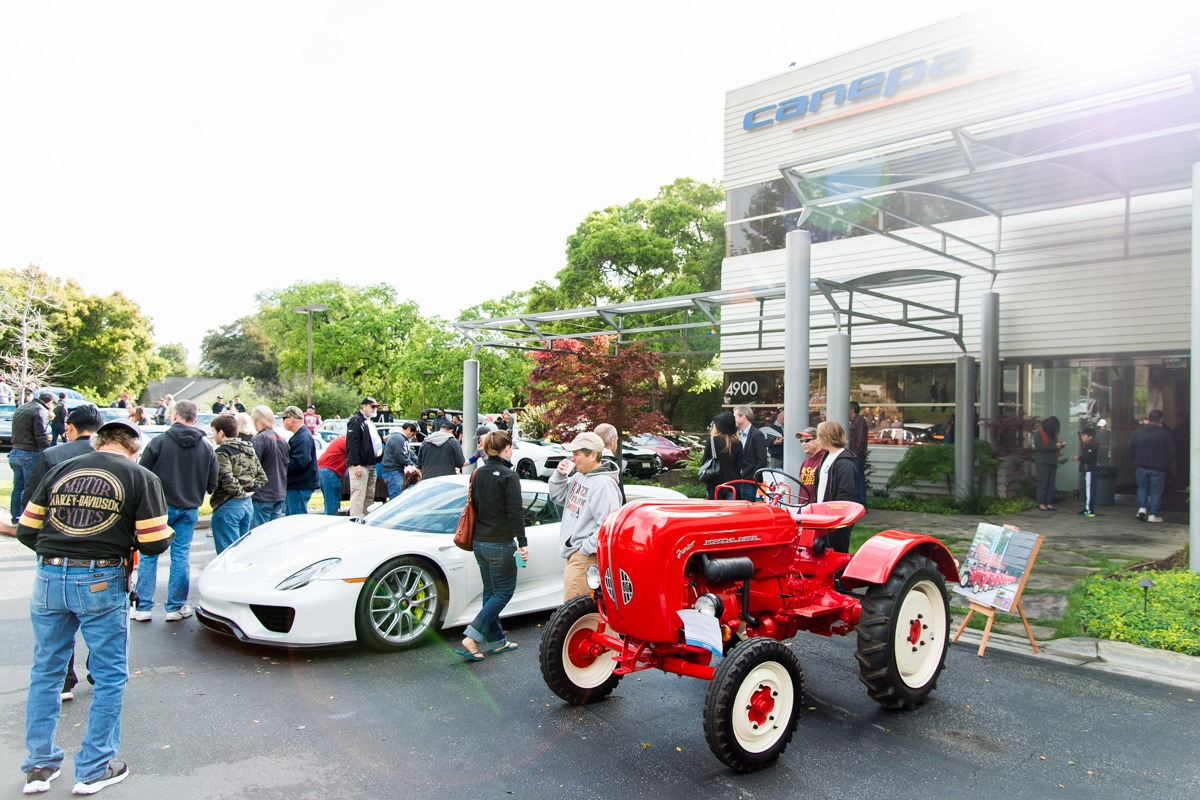Canepa Cars and Coffee April 01