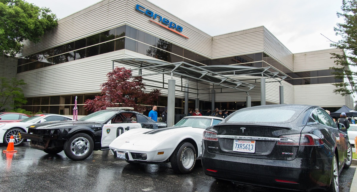 Canepa Cars and Coffee April 03