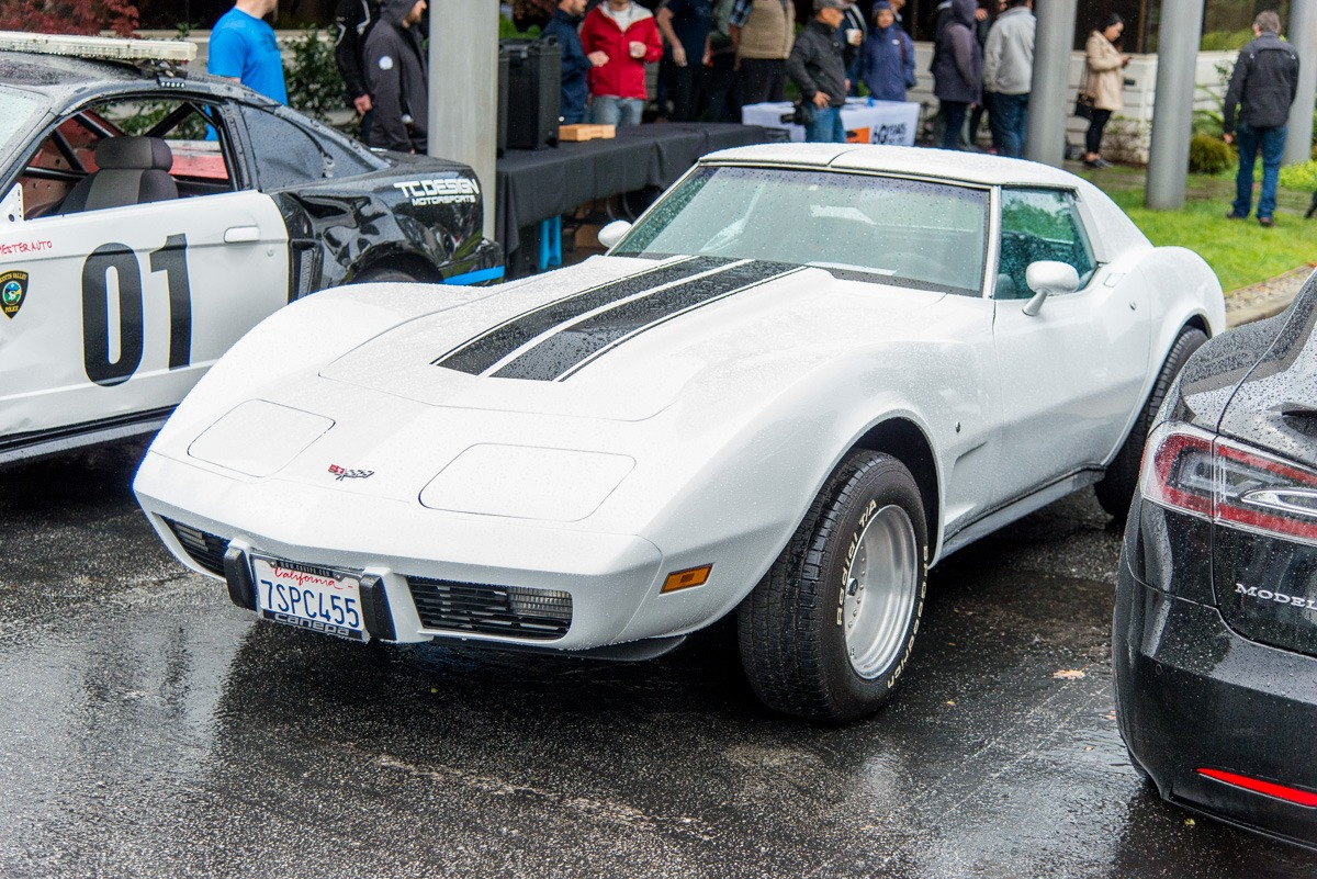 Canepa Cars and Coffee April 05