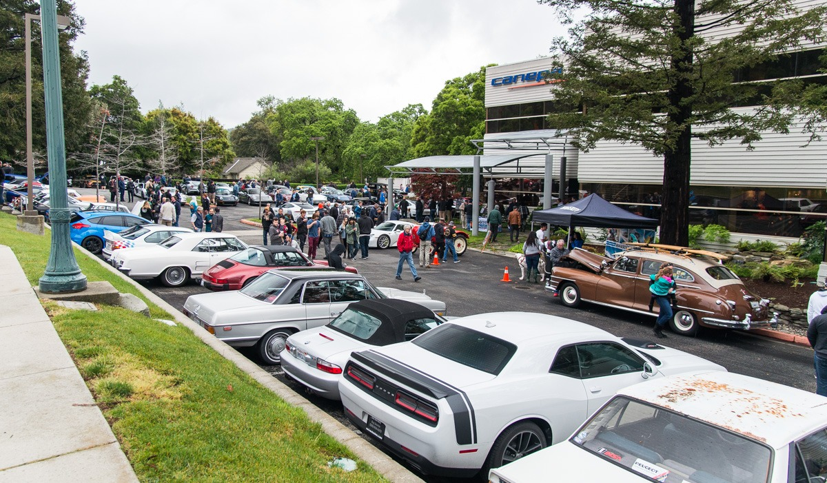Canepa Cars and Coffee April 07