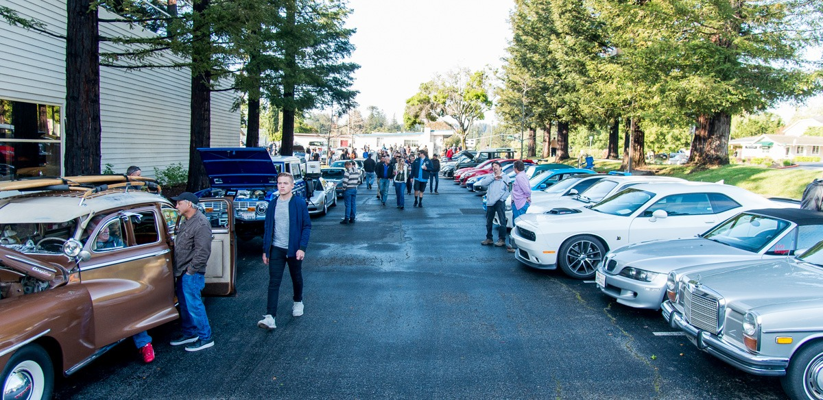 Canepa Cars and Coffee April 08
