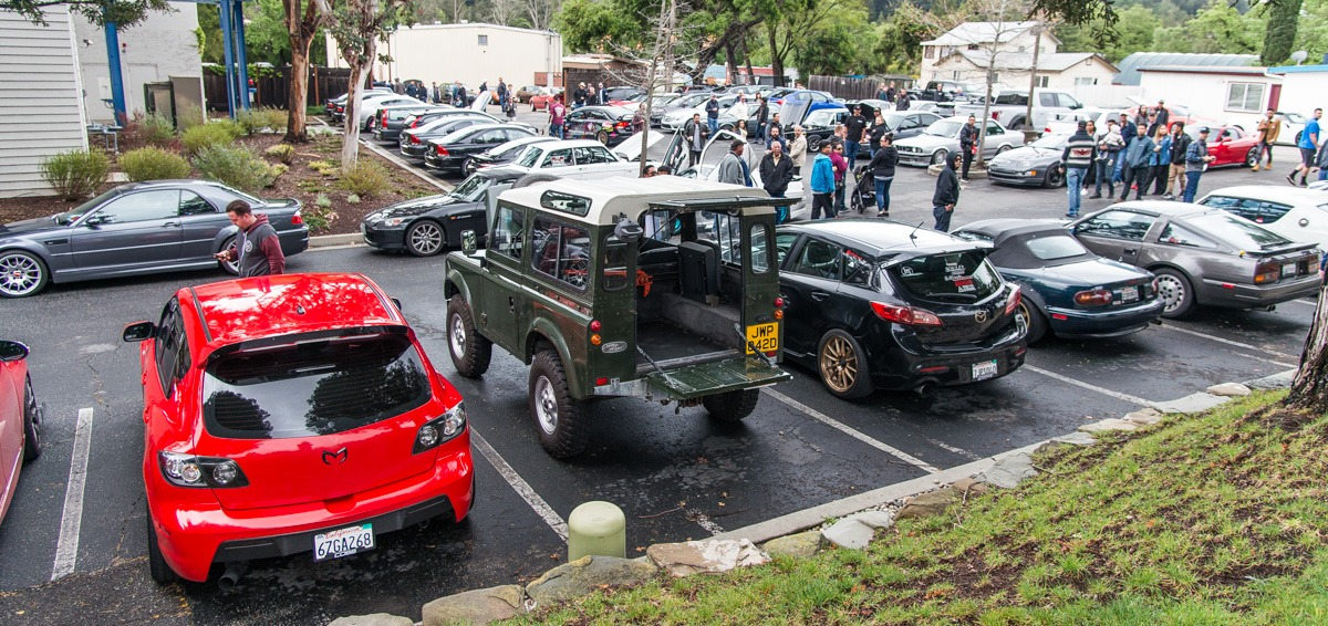 Canepa Cars and Coffee April 16