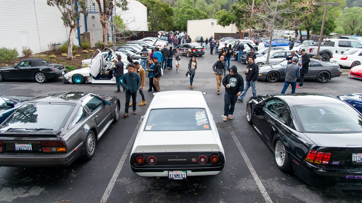 Canepa Cars and Coffee April 17