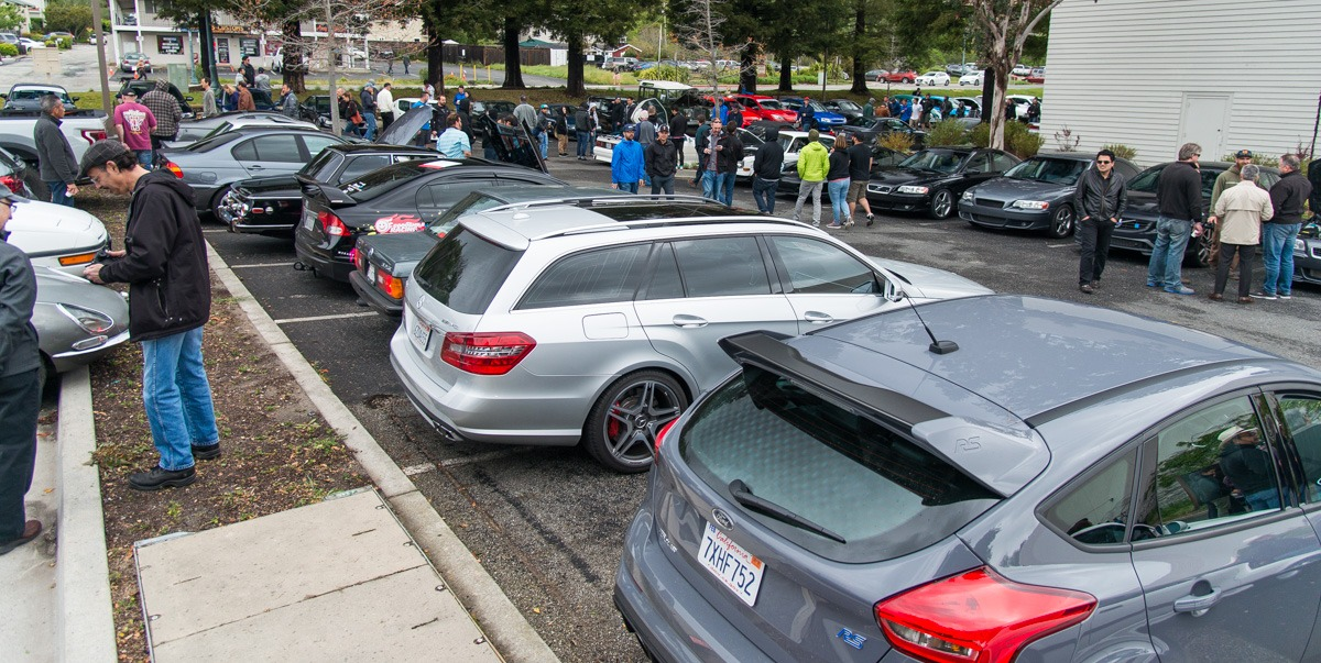 Canepa Cars and Coffee April 19